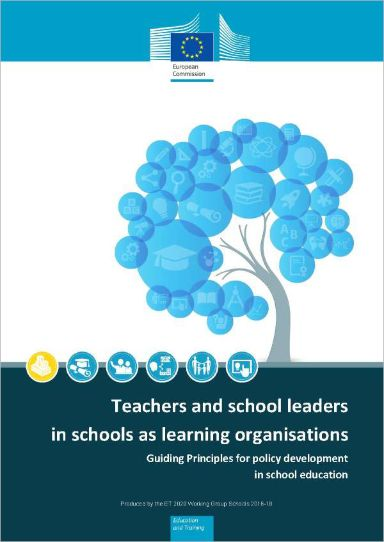 Teachers and school leaders in schools as learning organisations Guiding Principles for policy development in school education