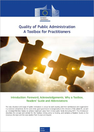 Toolbox 2017 edition - Quality of Public administration