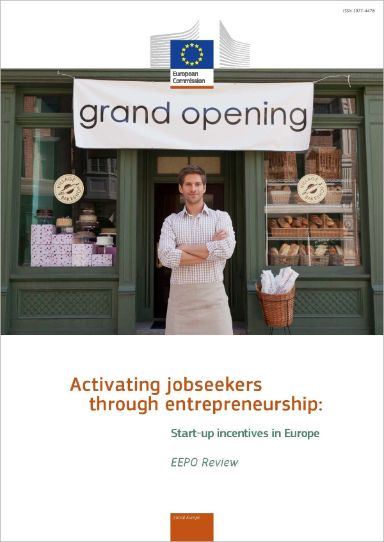 Activating jobseekers through entrepreneurship: Start-up incentives in Europe