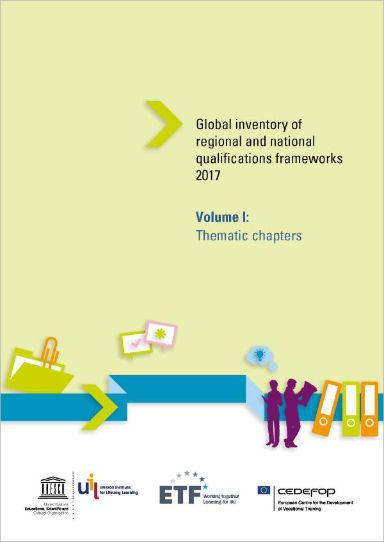 Global inventory of regional and national qualifications frameworks 2017. Vol-1