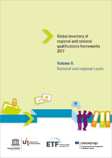 Global inventory of regional and national qualifications frameworks 2017. Vol-2