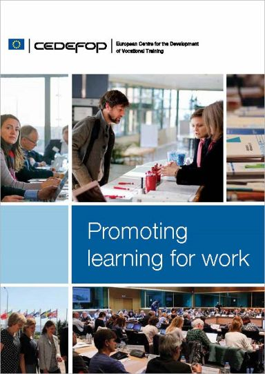 Promoting learning for work