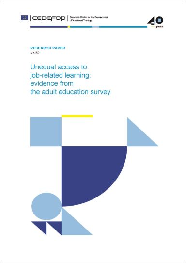 Unequal access to job-related learning: evidence from the adult education survey