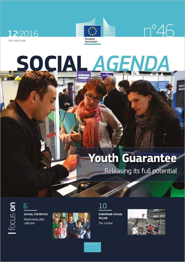 Boosting youth employment. Social Agenda 46