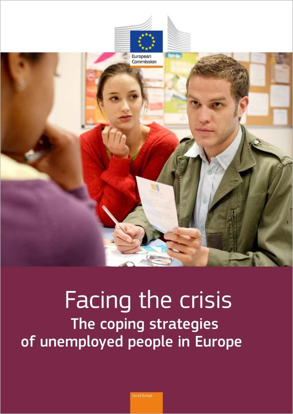 Facing the crisis: The coping strategies of unemployed people in Europe