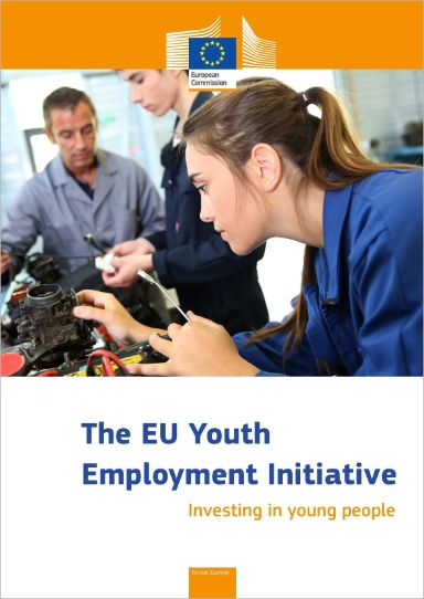The EU Youth Employment Initiative - Investing in young people