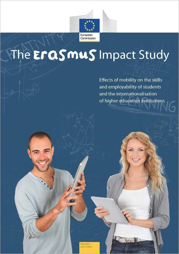 The ERAMUS impact. Commission Europe report 2014.