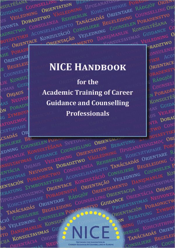 Handbook NICE: Academic Training of Career Guidance and Counselling...