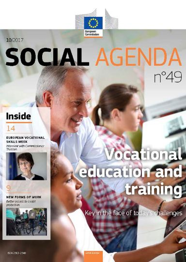 Social Agenda n°49: Turning vocational education and training into a smart choice