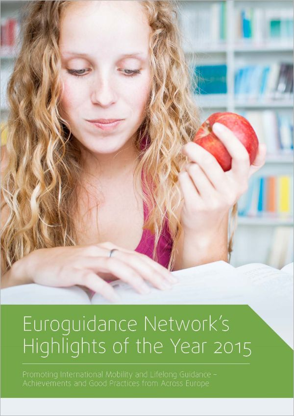 Euroguidance Network's Highlights of the Year 2015.