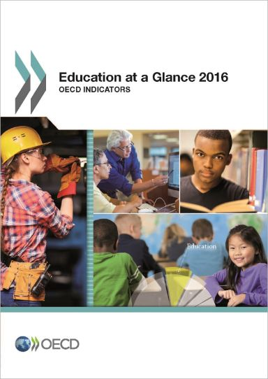 Education at a Glance 2016. OECD Indicators