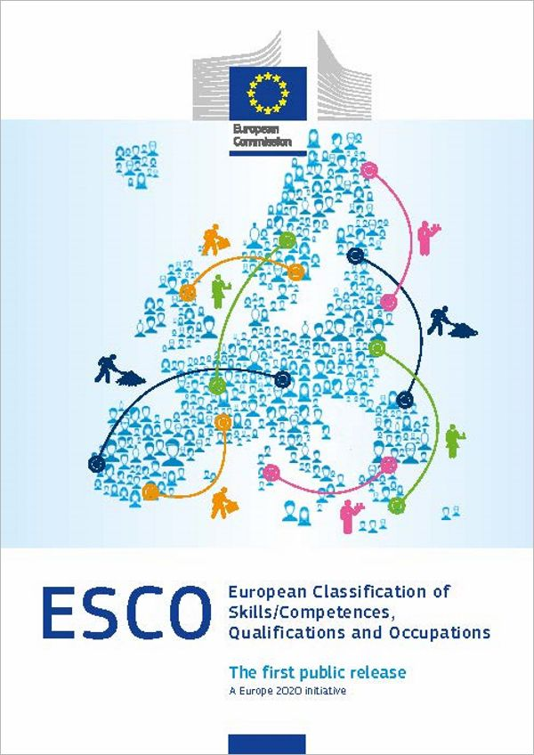 European Classification of Skills/Competences, Qualifications and Occupations. ESCO 2013