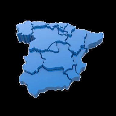 Centros por Comunidades Autónomas