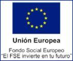 Logotipo Fondo social europeo